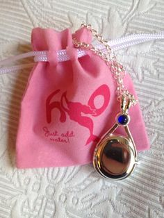 Photo of H2o Locket for fans of H2O Just Add Water. Get your official licensed H2O Locket at http://h2ojustaddwater.biz    Last availiable units!