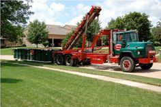 Safety Tips For Loading Your Dumpster In Iowa Dumpsters are for the disposal of non-hazardous solid waste only- Do not dispose of flammable, hazardous, or li. Dump Truck, Tow Truck, Dewitt Iowa, Clinton Iowa, Dumpster Rental, Heavy Construction Equipment, Logging Equipment, Garbage Truck, Diesel Trucks