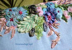 Broderie Embroidery NeverendingCraft http://www.neverendingcraft.canalblog.com