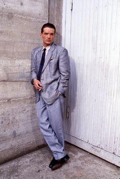 Falco / Junge Roemer promo photo Munich, June 1984