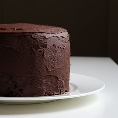"""A Chocolate Cake Guaranteed to Garner """"I Love Yous"""": I'm not going to sugarcoat this ."""