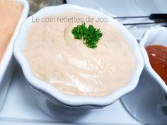 Le coin recettes de Jos: SAUCE CHIPOTLÉ (pour fondue et raclette)