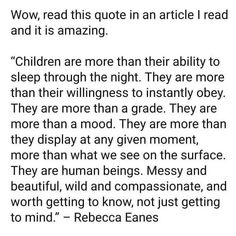 Gentle Parenting, Parenting Advice, Kids And Parenting, Parenting Done Right, Best Quotes, Life Quotes, Future Mom, Just In Case, Family Life