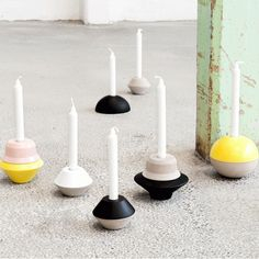 TippeTop candleholders - Living room - OYOY Living Design ApS