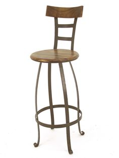 1000 images about tabouret et chaise de bar on pinterest bar article html and brocante for Chaise de bar en fer forge