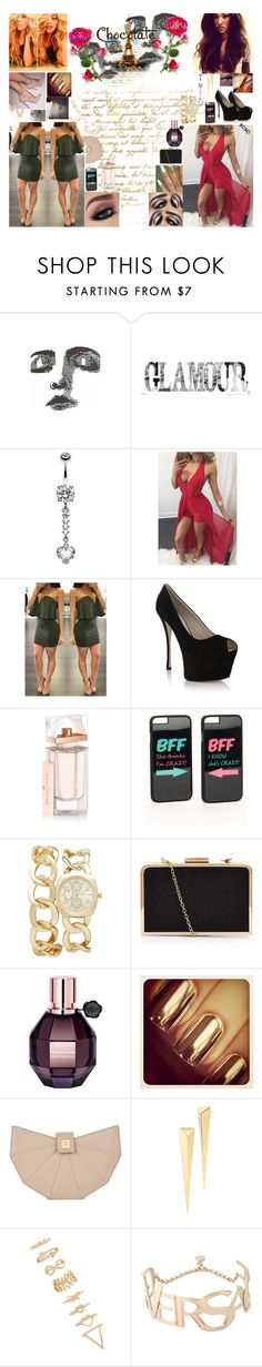 """""""Slay Together"""" by kaylynn-18 ❤ liked on Polyvore featuring beauty, Giuseppe Zanotti, Balenciaga, JFR, Forever New, Viktor & Rolf, Hervé Léger, Elizabeth and James, Forever 21 and Versace"""
