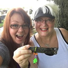 #geocaching #bloomington #indiana #58 moms birthday weekend ! Geocaching and getting exercise! Love it!
