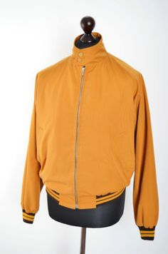 VTG-BARACUTA-G9-HARRINGTON-JACKET-Skiheads-Mods-M-L-VGC-RARE-Made-In-England Harrington Jacket, Online Price, England, Zip, Best Deals, How To Make, Jackets, Ebay, Vintage