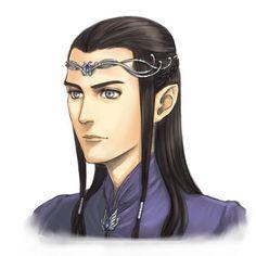 Finwë high king of Ñoldor