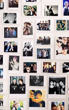 5sos Polaroids<<<I would pay $100 a piece for these tbh