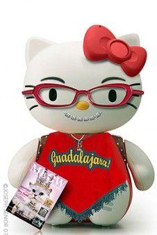 Hello Kitty Betty la Fea
