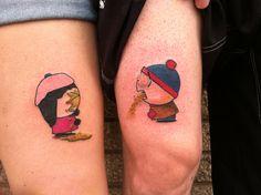 Tattoo by Ed Weston