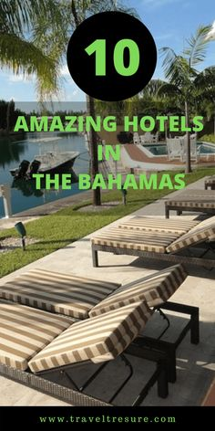 Top 10 Hotels, Unique Hotels, Cheap Hotels, Best Hotels, All Inclusive Resorts, Hotels And Resorts, Bahamas Hotels, Overwater Bungalows, Senior Trip