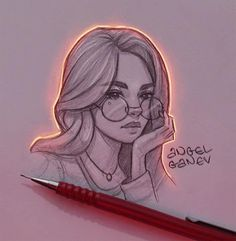 Zeichnungen und Licht von Angel Ganev Design Drawing – Artist - New Sites Girl Drawing Sketches, Pencil Art Drawings, Drawing Artist, Realistic Drawings, Sketch Art, Outline Drawings, Girl Sketch, Anime Sketch, Easy Drawings