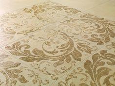 Patterned tile/stone