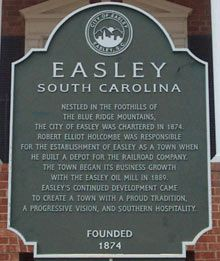 Greater Easley Chamber Of Commerce Sc Pickens County Palmetto State