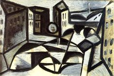 Stefan Klausewitz on ArtStack - Art likes. ArtStack is an online museum, making it easy to find great art from any period. Share art you love in your online collection! Kunst Picasso, Picasso Paintings, Picasso Art, Picasso Drawing, Cubist Movement, Spanish Painters, Exhibition Poster, Art Moderne, Vintage Artwork