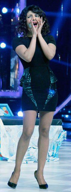 Priyanka Chopra on 'Jhalak Dikhhla Jaa' #Bollywood #Style #Fashion