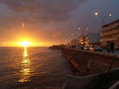 Αλεξανδρουπολη. Art Boards, Greece, Celestial, Sunset, Places, Outdoor, Outdoors, Sunsets, Outdoor Games