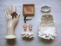 hands collection by bricolagelife