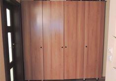 Cum mi-am vopsit singura mobila din PAL Tall Cabinet Storage, Interior Design, Diy, Furniture, Home Decor, Movie, Nest Design, Decoration Home, Home Interior Design