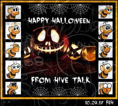 FranciEugenia Hoffman, beBee Brand Ambassador in beBee in English, Social Media  beBee Brand Ambassador • beBee Affinity Social Network  11 h ago · 1 min read ·  +300  HiveTalk-Trending Buzzes, Features and Hives-Oct 29, 2017      HiveTalk-Trending Buzzes, Features and Hives-Oct 29, 2017    Thank you to all beBee bees for sharing their worthy contributions, keeping our notification feed filled to the brim. #BeBee #Buzz #Hallowee