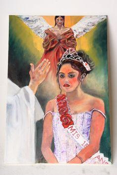 The Quincenera by Elaine Ruiz