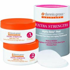 Extra Strength Alpha Beta Peel***Size: 30 Applications.Diminishes the appearance of fine lines and wrinkles,Visibly reduces pores and treats breakouts,Targets dark spots; improves skin tone and texture,.
