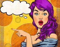 Illustration about Pop Art girl with the speech bubble. Illustration of comic, love, flirting - 67031879 Art And Illustration, Bd Pop Art, Pop Art Girl, Images Graffiti, Graffiti Art, Comic Style, Girls Party Invitations, Invitation Birthday, Pop Art Images