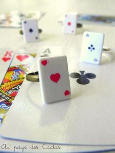 bague cartes