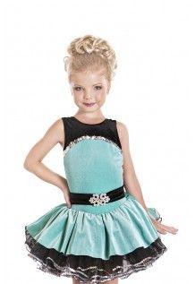 Girls Dance Costume - Grace