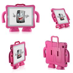iPad has become a necessary gadget for kids and considering that, we have listed 6 best iPad cases and covers for kids. They are reviewed based on online commen