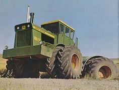John Deere WA-17 Four Wheel Drive