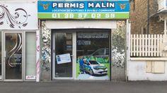Permis Malin Sartrouville : Location de véhicules double commande 24 Rue Victor Hugo 78500 Sartrouville    01.39.57.02.59
