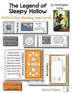story and movie comparison of sleepy The legend of sleepy hollow was a pretty good story i noticed many similarities  and differences between the book and movie i am going to talk about these.