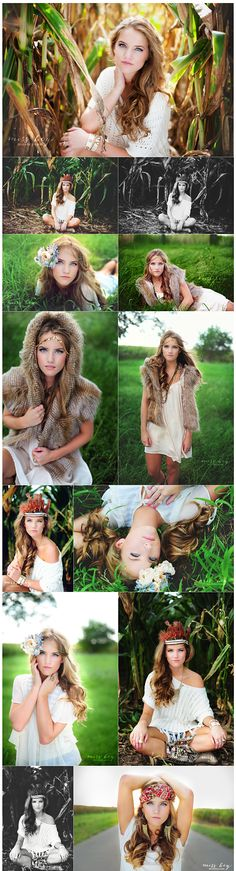 2014 Senior Girl Session Style • Arkansas Senior Photographer