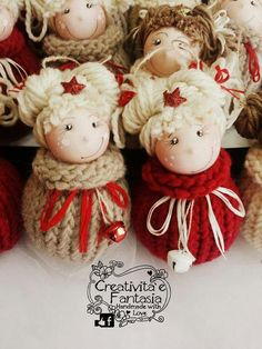 1 million+ Stunning Free Images to Use Anywhere Felt Christmas Decorations, Christmas Wood, Holiday Ornaments, Winter Christmas, Christmas Time, Angel Crafts, Christmas Crafts, Fairy Dolls, Christen