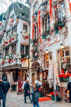 Christmas Getaways, Christmas Destinations, Christmas Travel, Christmas Vacation, Merry Christmas, Travel Destinations, Christmas Houses, Christmas Villages, Christmas In Germany