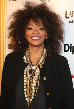 Singer Jody Watley, pictured here in January, was a featured dancer on Soul Train.