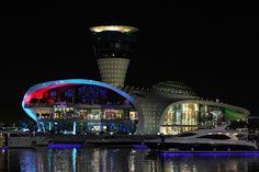 VIP Access Abu Dhabi F1 Paddock Club Etihad Airways Grand Prix