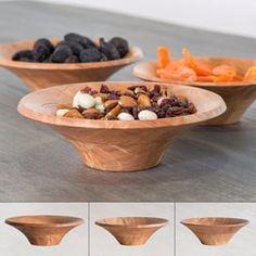 Concave bowl design