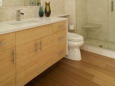 Beyond Tile: Fresh Ideas for Bathroom Flooring
