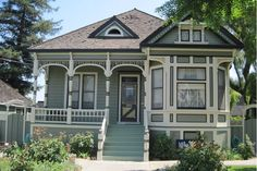 The Victorian Preservation Association of Santa Clara Valley is a local non-profit devoted to the appreciation of the area's vintage homes, including Victorians.
