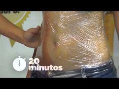 Compressas de gengibre e adeus barriga - YouTube