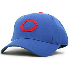 Chicago Cubs 1938-56 Cooperstown Fitted Cap by American Needle Fitted  Baseball Caps d7d6dda9e22a