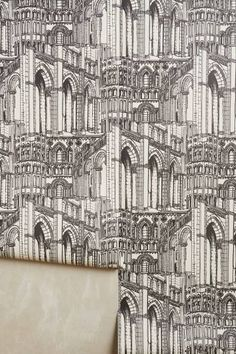 Gothic Arches Wallpaper