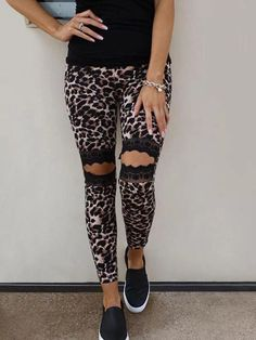 Leopard Leggings, Black Leggings, Camouflage Leggings, Custom Leggings, Leggings Negros, Online Shopping, Summer Outfits, Cute Outfits, Amazing Outfits