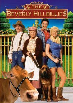 The Beverly Hillbillies [DVD] [1993]