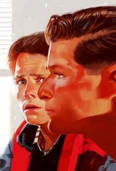Back To The Future, Robert Zemeckis (art by Massimo Carnevale)