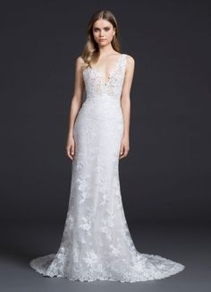 1000 images about lazaro wedding dresses on pinterest for How much is a lazaro wedding dress